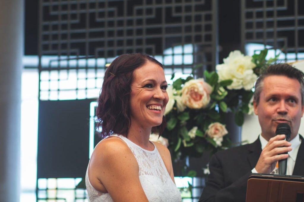 Wedding Ceremony Jade Budha Brisbane by Mark Reynolds marriage celebrant